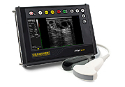 veterinarian ultrasound scanner for large and small animal examination, mixed practice