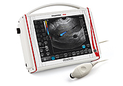 all-purposes: stationary as well as mobile ultrasound scanner for small animals and horses examination