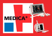 State-of-the-art technologies at your fingertips – Medica 2013