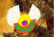 Christmas tree through children's eyes