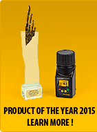 Product of The Year 2015. Learn more !