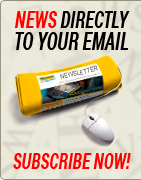 News directly to your email. Subscribe now!