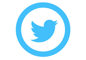 We are on Twitter