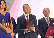 Economical Award of the Polish President Andrzej Duda in our hands
