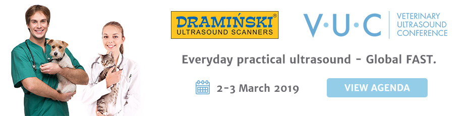 Learn more about the agenda of Veterinary Ultrasound Conference organised by Draminski company